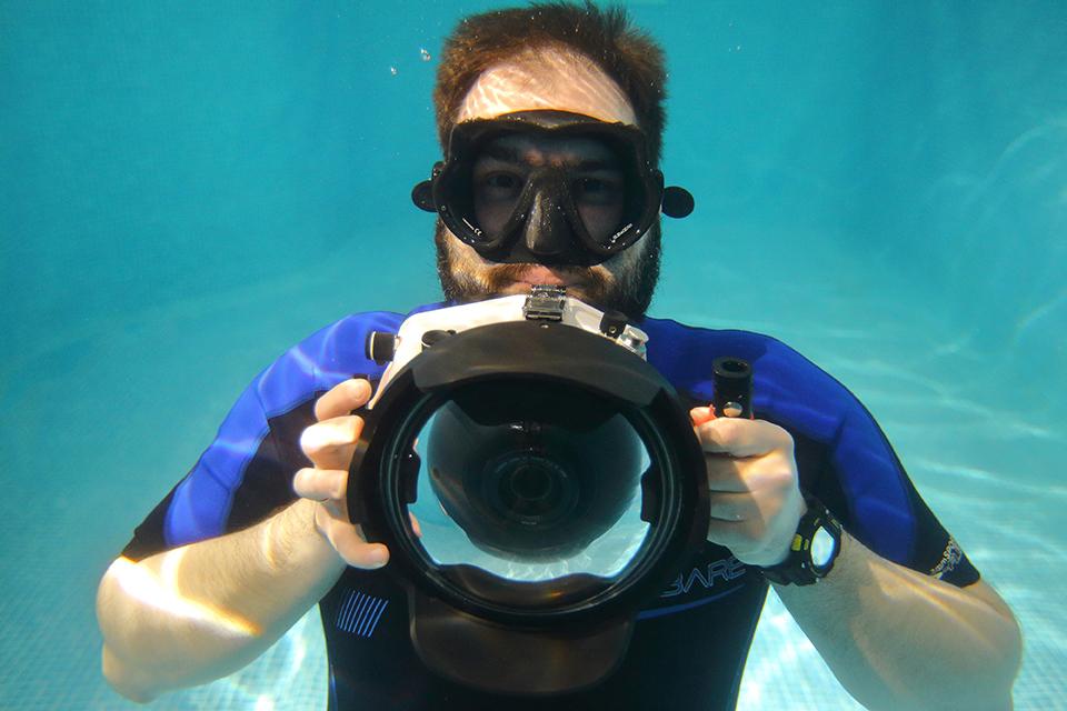 правила подводной фотосъемки нас